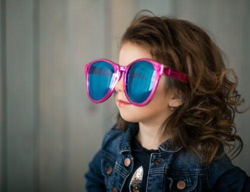 Rožnata očala