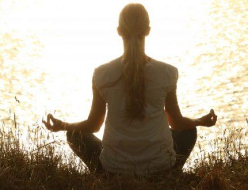 Z meditacijo do prave življenjske energije